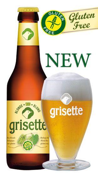 Grisette Blonde | Brasserie St-Feuillien