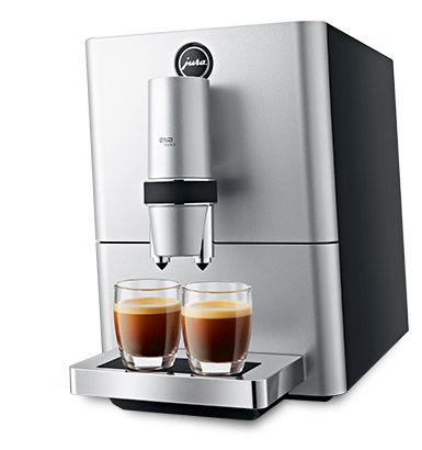 ENA Micro 5 - JURA Coffee Machines  -  Specialities: Latte Macchiato, Cappuccino, Espresso and Coffee