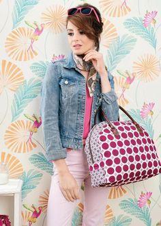 FREE bowler bag pattern