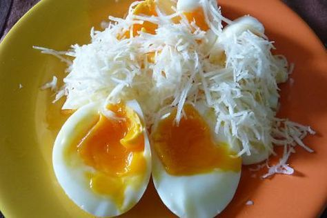 Vejce na hniličku | recept