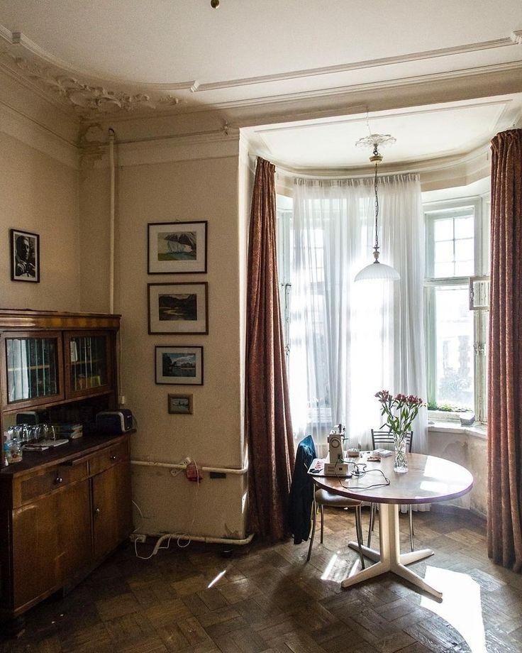 старые квартиры в санкт петербурге фото лагуне, тянутся, словно