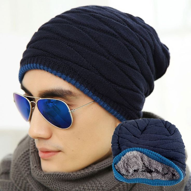Personality Casual Beanies Knit Beanie Hat Winter Hat For Men And Women Outdoor Fashion Warm Cap Head Hat Spring Fashion Hat