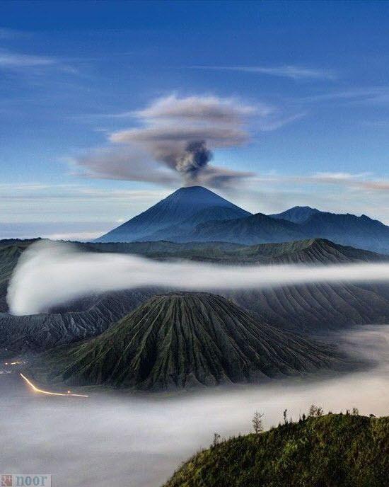 Mount Bromo,Indonesia