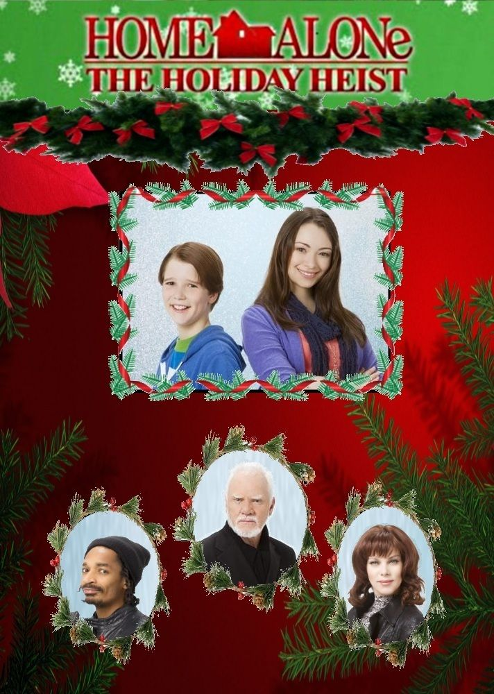 Home Alone: The Holiday Heist Full Movie. Click Image to watch Home Alone: The Holiday Heist (2012)