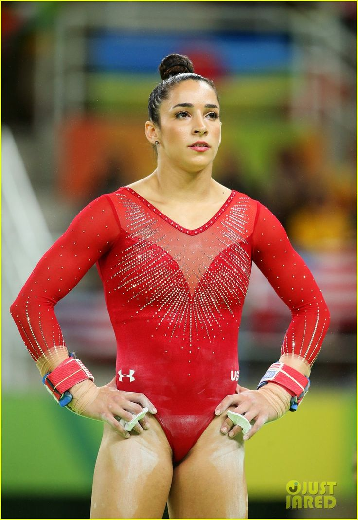 Aly Raisman Nude Photos 73