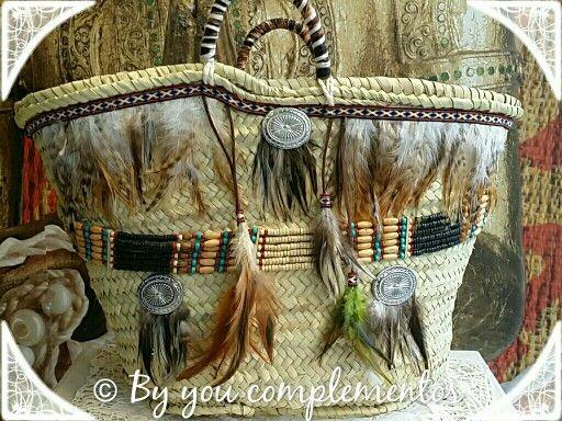 #capazos #etnicos #handmade #byyoucomplementos #chic #apache #style #instagramer #blog #fashion #Blogger #woman #joya #bohochic