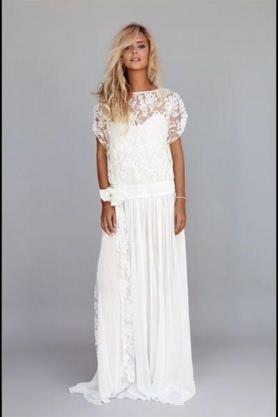 Robe de mariee creatrice - Rime Arodaky - 40 robes de mariée anti-meringue - L'EXPRESS