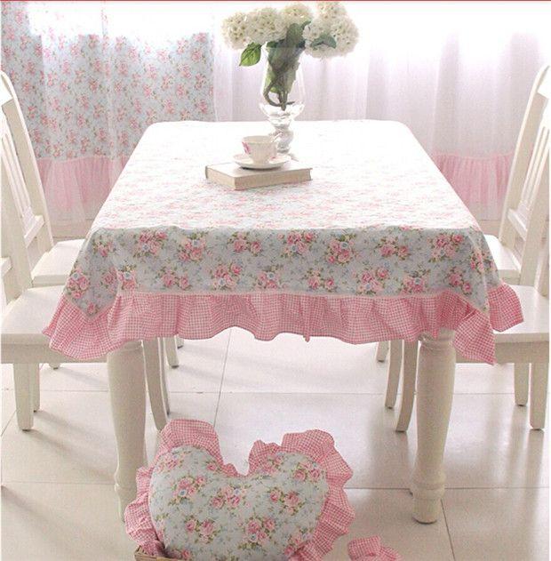 mengkou 2014 yeni sıcak romantizm Kore pamuk dantel pastoral yemek sandalye minderi kapsar masa örtüsü masa örtüsü masa(China (Mainland))