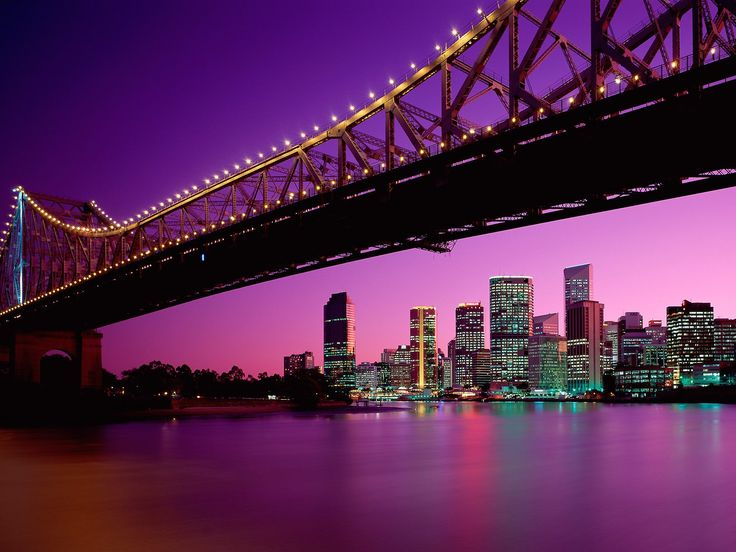 Brisbane - our gorgeous river city.