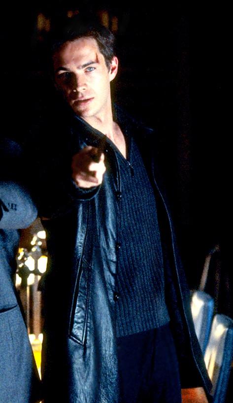 James D'Arcy as Jake Martel in Revelation