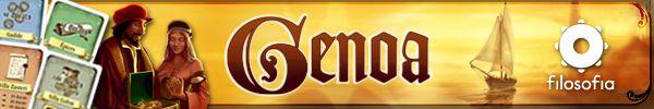 Genoa Board Game Review » Board Game Video Reviews | Board Game Video Reviews