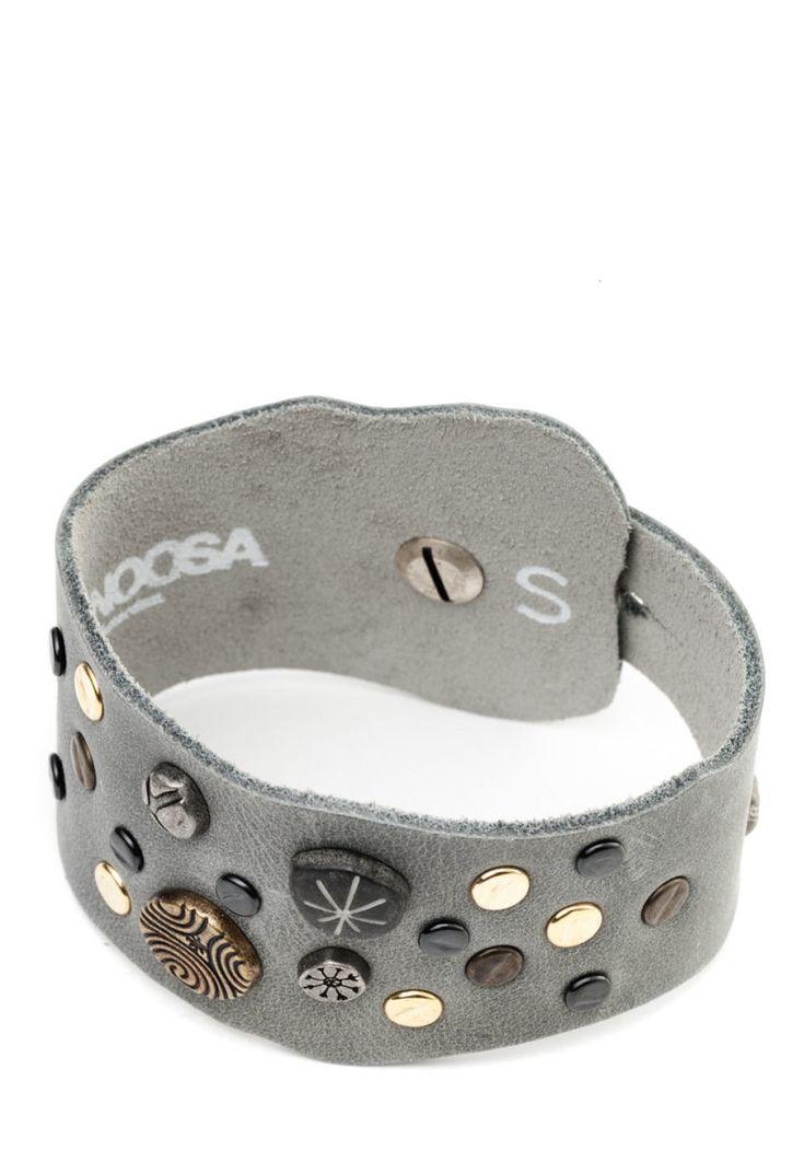 Noosa armband light grey xs