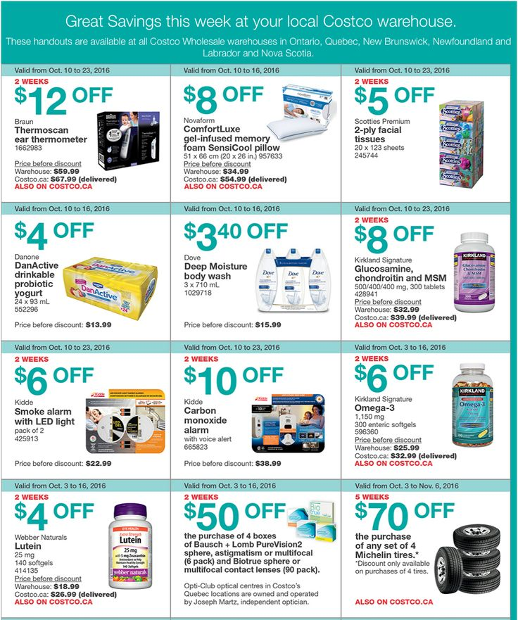 Costco Coupons Ontario, Quebec, Atlantic Canada, Ends October 16, 2016 - costco-ont-oct-10 http://www.groceryalerts.ca/costco-coupons-ontario-quebec-atlantic-canada-ends-october-16-2016/