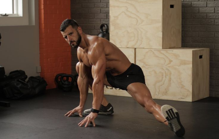 The 3 Life-Changing Tips That Helped This Guy Beat Knee Pain and Get JACKED
