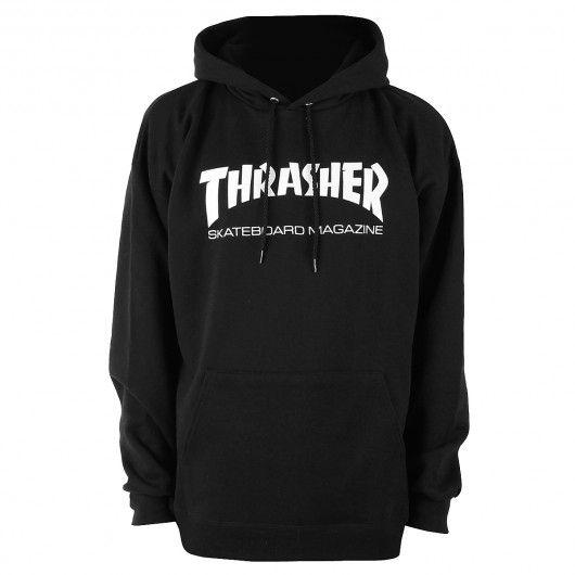 THRASHER Skate Mag Hoodie sweat à capuche black 75,00 € #hoodie #hoody #thrasher #trasher #thrashermag #thrasherskatemag #skatemag #skateboardmag #skatemagazine #skateboardmagazine #skateanddestroy #sweatcapuche #hoodies #skate #skateboard #skateboarding #streetshop #skateshop @playskateshop