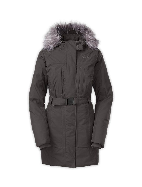 The North Face Women's Jackets & Vests WOMEN'S BROOKLYN JACKET  Gray or Navy