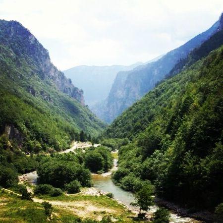 Nature in Kosovo