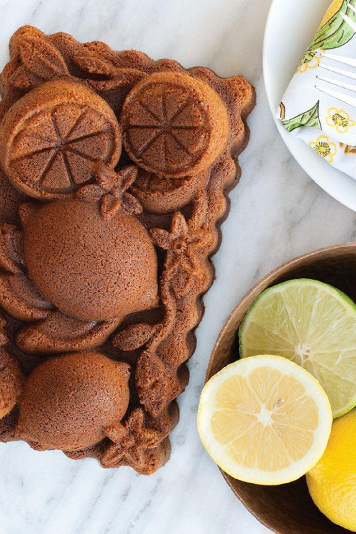 Lemon Lime Loaf Cake Recipe With Images Summer Baking Cake