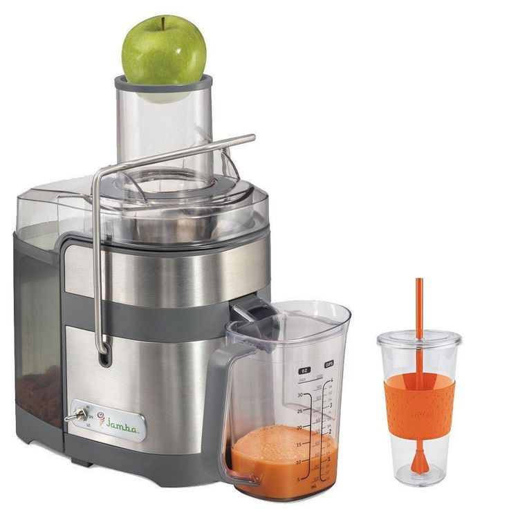Jamba Appliances 67901 Centrifugal Juice Extractor, Gray  #JambaAppliances