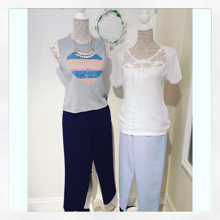 """""""How cute are these outfits! Make them yours today and get 30% off with our fabulous FLASH SALE!!! Visit 21 Guildhall Street today & tomorrow to make try…"""""""