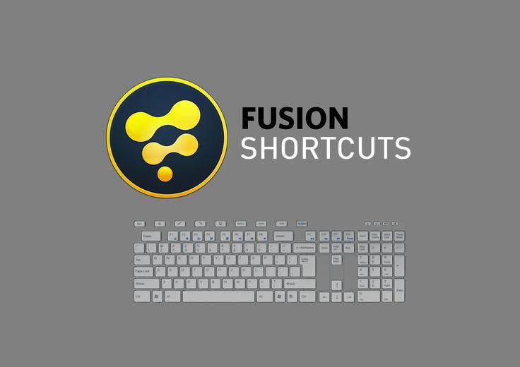 Condividiamo anche su 3DArt gli utilissimi e indispensabili SHORTCUTS per Fusion di Blackmagic Design. Flow Editor F2 Renames selected tool or tools. Ctrl+G Creates a group from selected tools. Ctrl+W Swaps the inputs on the selected tool in the flow. Ctrl+L Toggles lock mode for the selected tool. Ctrl+P Toggles pass-through mode for the selected tool. Ctrl+U Toggles update mode for …