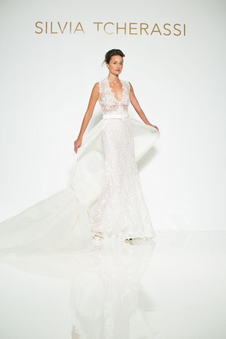 Silvia Tcherassi - Spring Summer 2015 #SilviaTcherassi #Atelier #SpringSummer #designercollection #fashiondesigner #runway #gown #wedding #weddingdress