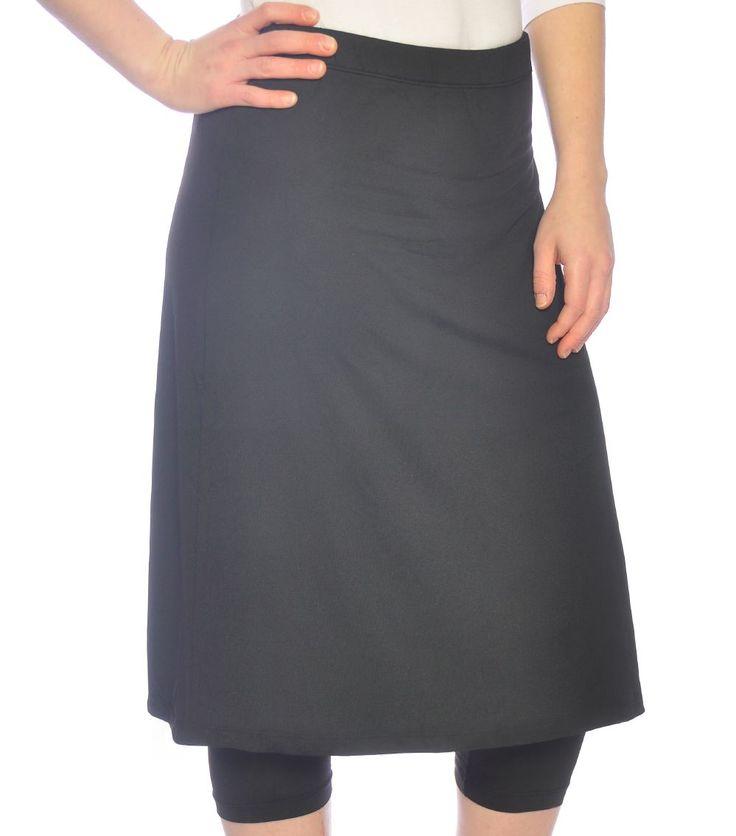 Running Skirt with Built-in Leggings. Modest Sports Skirt for women. Modest Skirts - Kosher Casual