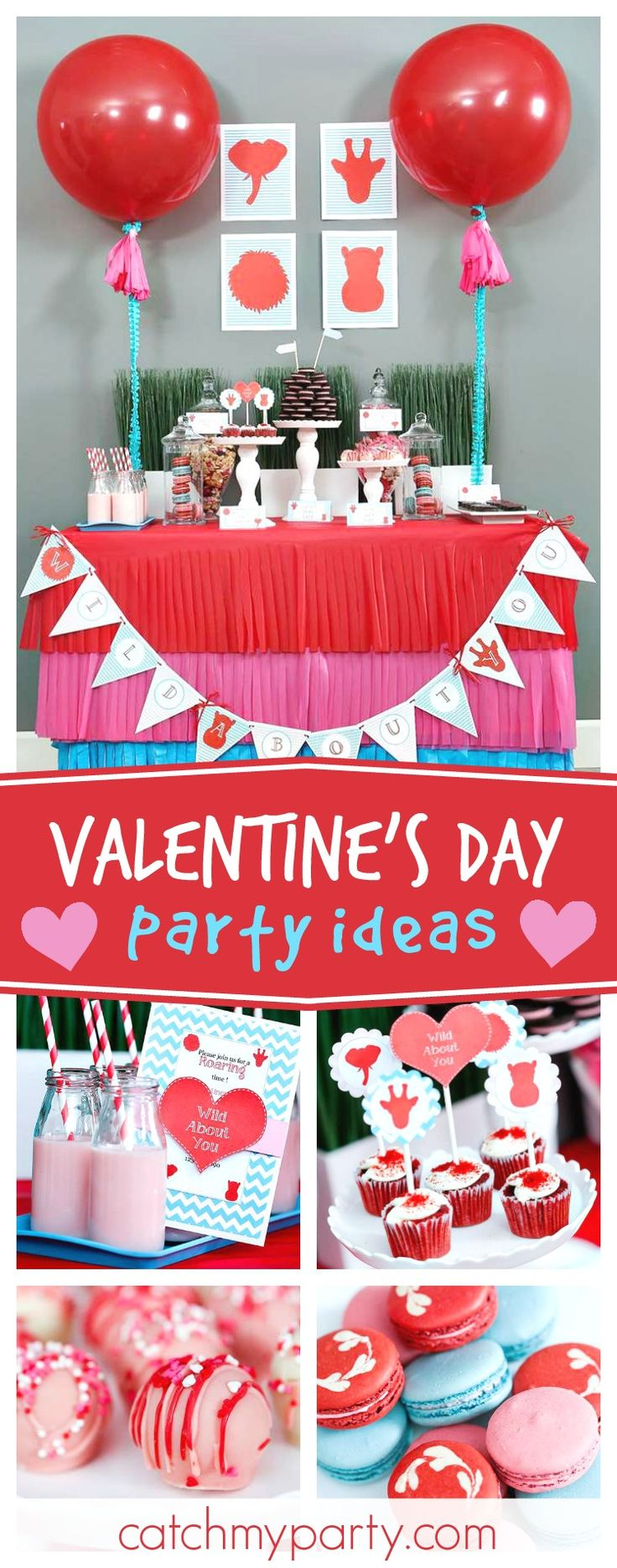 Party ideas valentine adult