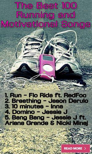 The Best 100 Running and Motivational Songs http://lifelivity.com/best-running-songs/
