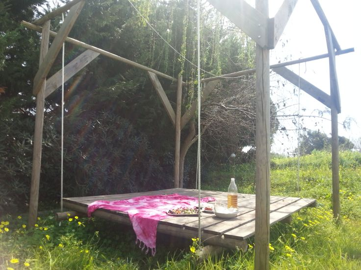 The perfect place for an early spring picknick