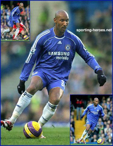 Nicolas Anelka - Chelsea FC - Premiership Appearances