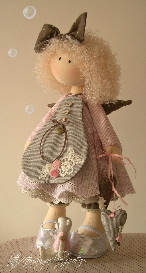 Handmade Doll…