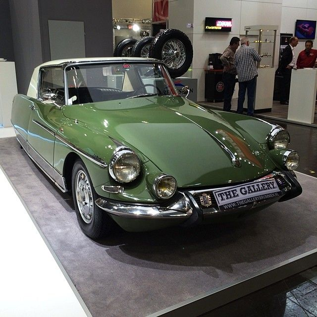 DS shitoroen Citroen DS