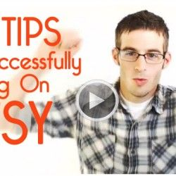 10 Real Tips For Successfully Selling On Etsy