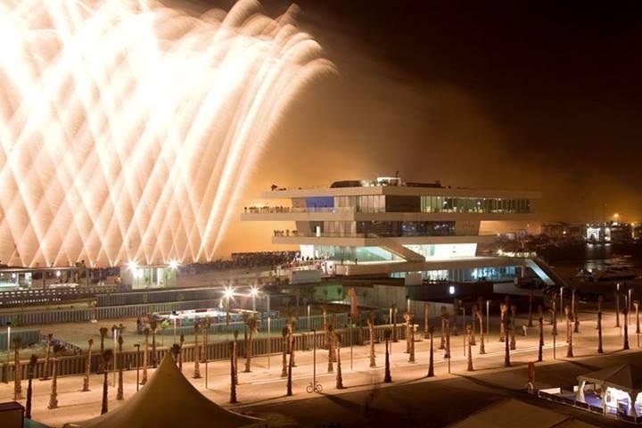 Elke zaterdag in juli is er prachtig vuurwerk te zien bij de haven!  http://www.verrassendvalencia.nl/feria-de-julio.html