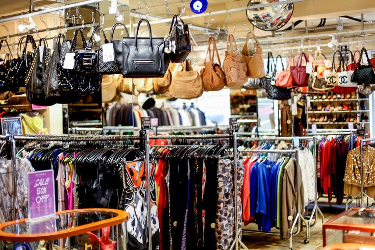 London Designer Consignment Stories - handbags, shoes