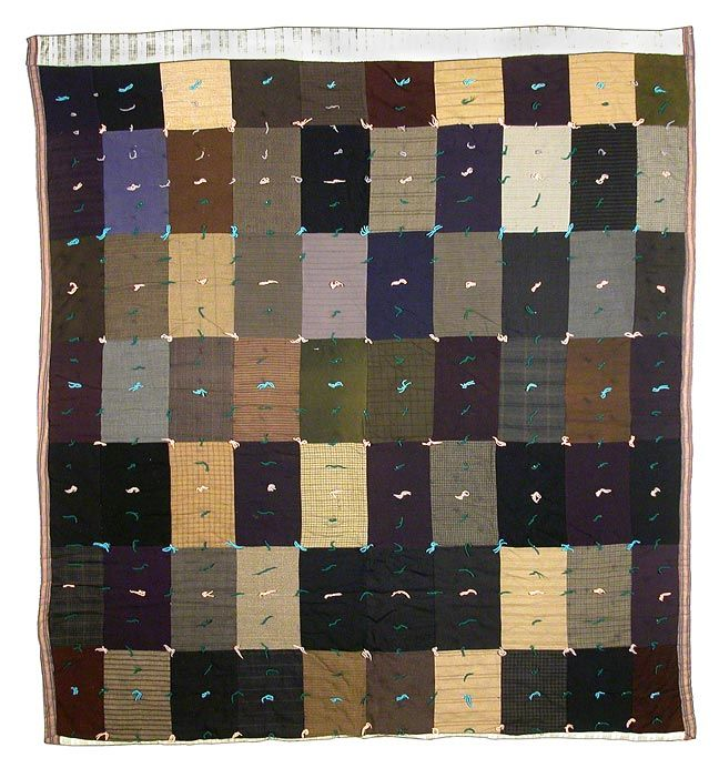 22 best Tied Quilts images on Pinterest | Embroidery, Patchwork ... : how to hand tie a quilt - Adamdwight.com