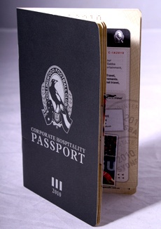 Collingwood Football Club Corporate Hospitality Passport
