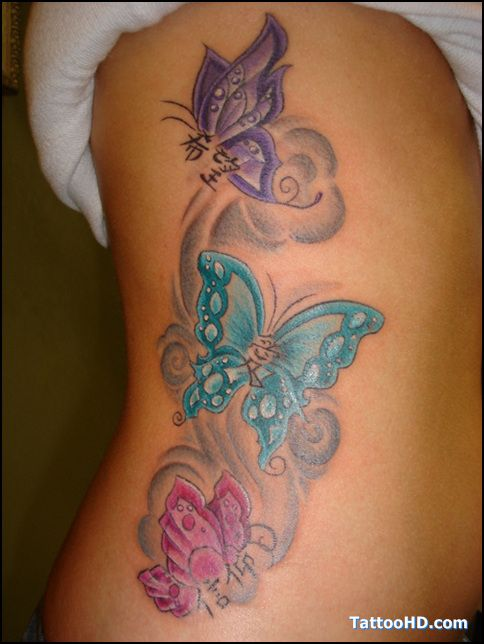Butterfly Tattoo | small butterfly tattoos designs tagged as small butterfly tattoos ...