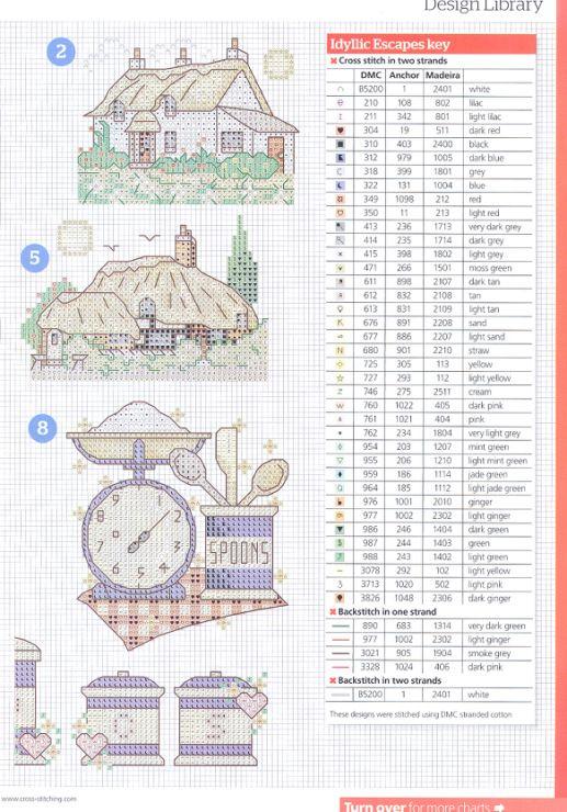 Gallery.ru / Фото #30 - The world of cross stitching 192 - WhiteAngel