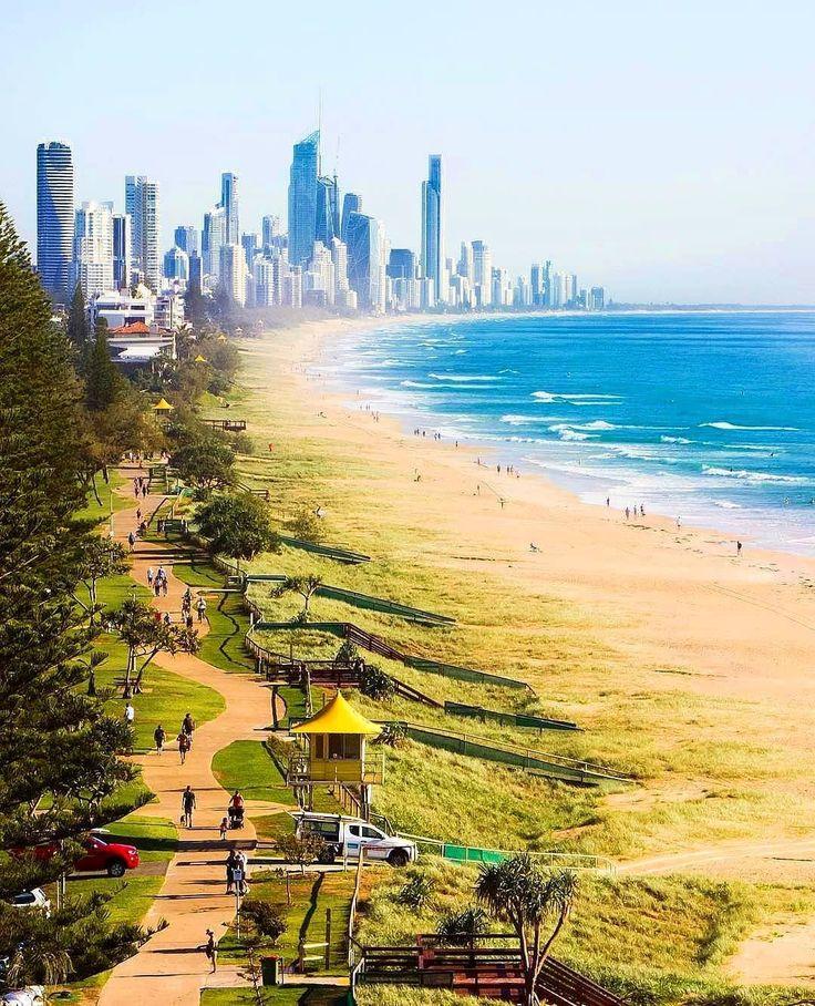 """Australia_o n e l o v e on Instagram """"Gold Coast the"""