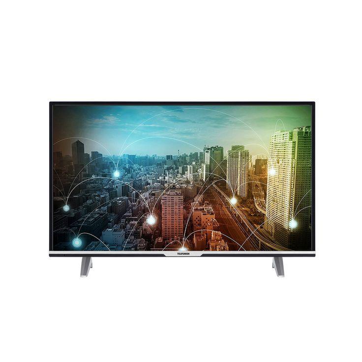 notebooksbilliger Telefunken D 43 F470 X4 Fernseher - 110 cm (43 Zoll) Fernseher (Full HD, Smart TV, WLAN, Triple Tuner…%#Quickberater%