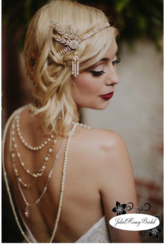 Bridal Hair Jewerly,Gatsby wedding, gatsby head piece, gatsby hair piece,great gatsby, gatsby hair, vintage wedding bridal ,necklace, bridal, earrings, great gatsby set ,great gatsby,jewelry, art deco wedding, gatsby headpiece, gatsby headband ,gatsby hair piece ,gatsby bracelet, flapper,, jewelry downton abbey ,bridesmaid set ,ewelry , Jewelry Sets,  Great gatsby ,Wedding,,  Jewelry  Set  Vintage , Downtown abbey  ,Roaring 1920's ,Flapper jewelry , Art deco