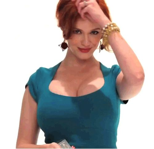 13 Signs You Know How to Rep The Ginge' #ChristinaHendricks