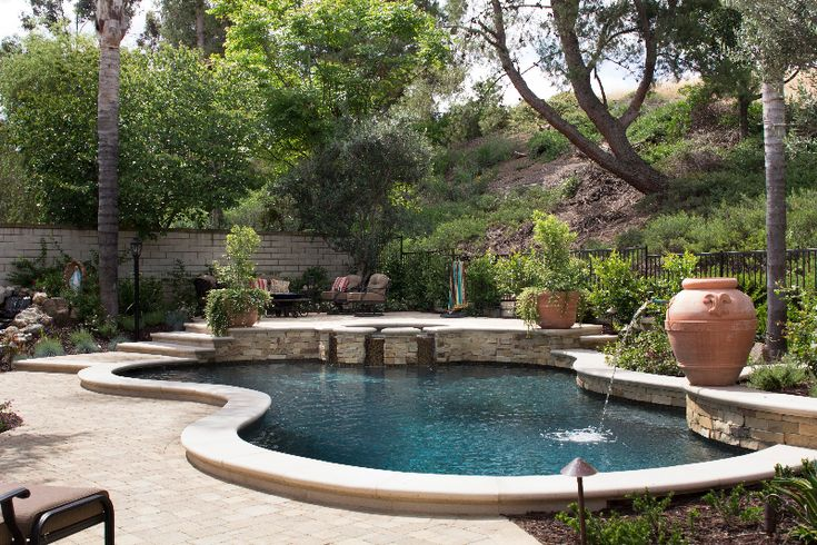 13 best moquin pool board images on pinterest backyard for Pool design orange county