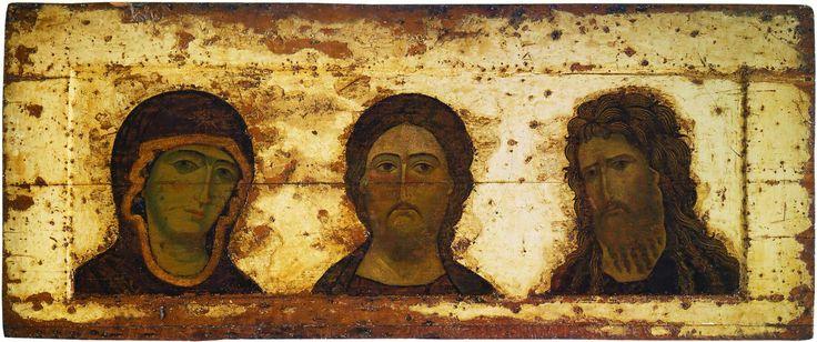 Desis. 1200 - 1225. Russia di Vladimir e Suzdal. Tretyakov Gallery Mosca