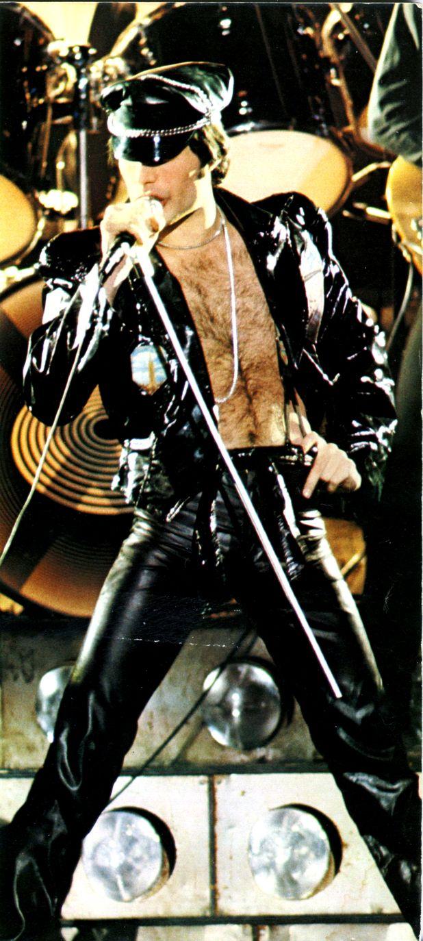 Freddie The Jazz Tour '79.The best Queen tour ever