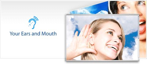 Use your ears and mouth (and go outside)