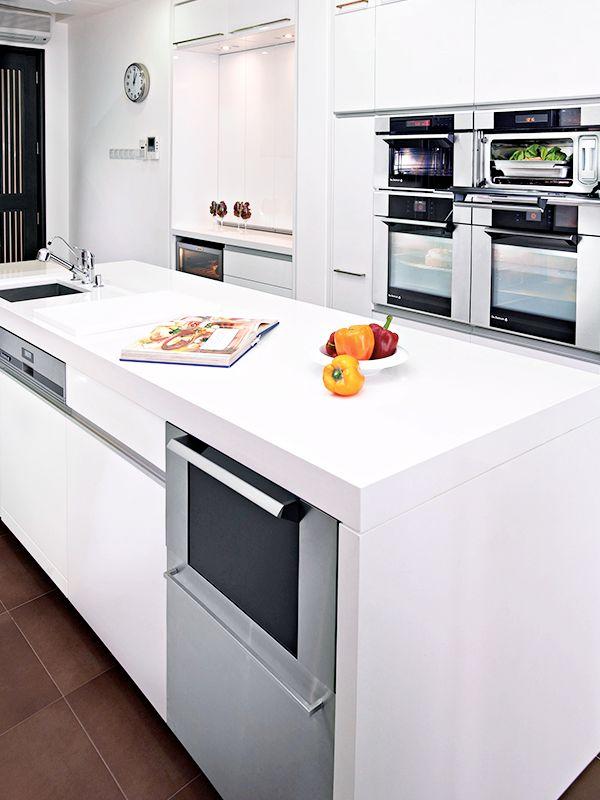 15 best De Dietrich & beautiful kitchens images on Pinterest ...