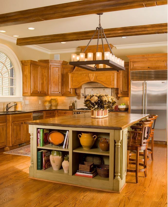 Kitchens & Dining Images On